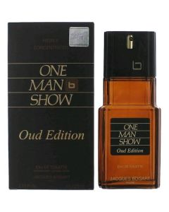 Jacques Bogart One Man Show 100ml EDT Spray Oud Edition