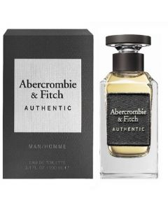 Abercrombie & Fitch Authentic Man EDT Spray