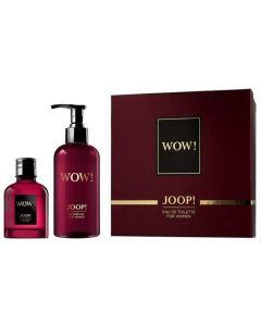 Joop! Wow! For Women 60ml EDT Spray / 250ml Shower Gel