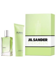 Jil Sander Evergreen 30ml EDT Spray / 75ml Body Lotion