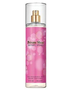 Britney Spears Private Show 236ml Fine Fragrance Mist