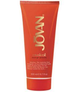 Jovan Musk Oil for Women 200ml Shower Gel