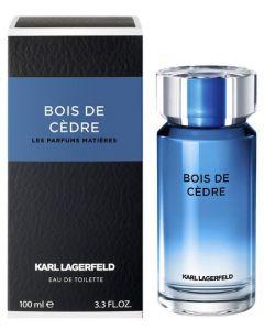 Karl Lagerfeld Bois De Cedre 100ml EDT Spray