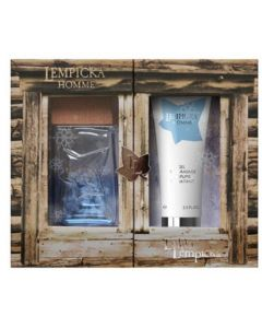 Lolita Lempicka Homme 100ml EDT Spray / 75ml Aftershave Gel