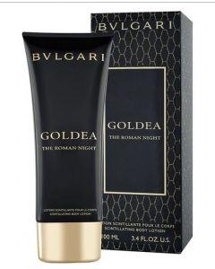 Bulgari Goldea The Roman Night 100ml Scintillating Body Lotion