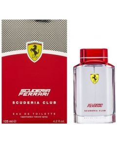 Ferrari Scuderia Club 125ml EDT Spray