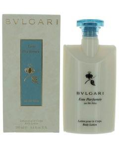 Bulgari Eau Parfumee au The Bleu 200ml Body Lotion