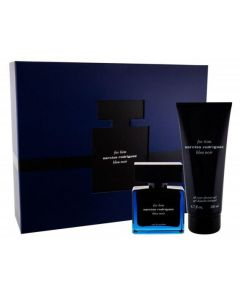 Narciso Rodriguez for Him Bleu Noir 50ml EDP Spray / 200ml Shower Gel