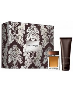 Dolce & Gabbana The One for Men 50ml EDT Spray / 75ml Aftershave Balm