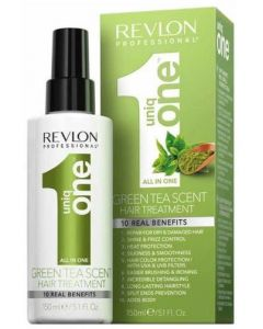 Revlon 150ml Uniq One Green Tea Hair Treatment