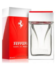 Ferrari Man in Red 100ml Aftershave