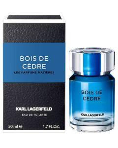 Karl Lagerfeld Bois de Cèdre 50ml EDT Spray