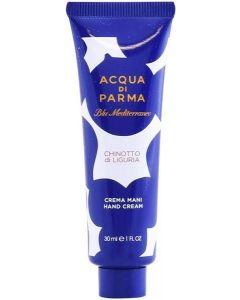 Acqua di Parma Blu Mediterraneo Chinotto di Liguria 30ml Hand Cream
