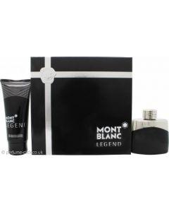 Montblanc Legend 50ml EDT Spray / 100ml Shower Gel