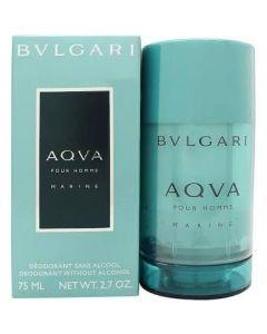 Bulgari Aqua Pour Homme Marine 75ml Deodorant Stick