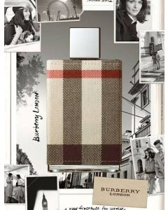 Burberry London Women EDP Spray (New Pack)