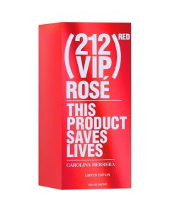 Carolina Herrera 212 VIP Rose Red 80ml EDP Spray