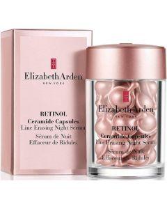 Elizabeth Arden Retinol Ceramide Line Erasing Night Serum 30 Capsules