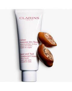 Clarins 100ml Hand & Nail Treatment Cream
